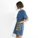 BOXY DENIM DRESS (MIX 03)