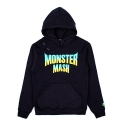 네스티팜(NASTY PALM) [NYPM]MONSTER MASH LOGO HOODIE (NAVY)