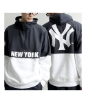 NY HALF ZIP UP