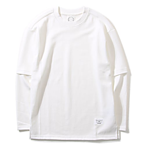 게인스보로_FAKE LAYERED T_WHITE