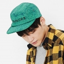 DENIM COLOR CAPMCAP (GREEN)