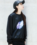 에인트크랙(Ain't crack) GRAPHIC SWEATSHIRTS PART2-CLOUD GRADATION WOMEN