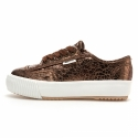 페이유에(FEIYUE) [FEIYUE]PLAIN PLATFORM / METALLIC COPPER / F20073W