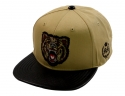 더블에이에이 피티드(DOUBLE AA FITTED) Wild bear cap