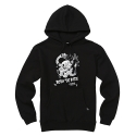 본투라이드(BORN TO RIDE) SNAKE/SKULL BK