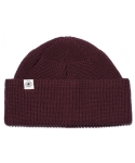 "Ramolin Stickcap ""Burgundy"""
