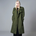 바이은() simple trench long coat