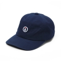 본챔스(BORN CHAMPS) BC LOGO 6P CAP NAVY