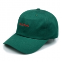 비블랙(BEBLACK) OLD SCHOOL BALLCAP GREEN