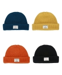 콰이트(QUITE) [콰이트] Wool Watch Cap (4 Colors)