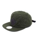 업프론트(UPFRONT) ON GOING 5 Panel Camp Cap (Army)