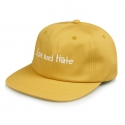 비블랙(BEBLACK) LOVE AND HATE 6 PANEL YELLOW