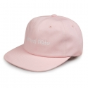 비블랙(BEBLACK) LOVE AND HATE 6 PANEL PINK