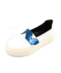 ZIGZAG ITARLY SHEEPSKIN SLIPON SNEAKERS_S3014