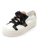 슈보니에타(SHOBONYATA) BLACK LINE PUNCHING POINT DAILY SNEAKERS_S3029