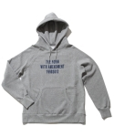 "Ramolin The Form Pullover Hoody ""L-Grey"""