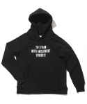 "Ramolin The Form Pullover Hoody ""Black"""