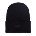 에드투씨(ADD2C) ADD合 Needlework Beanie_Black/Black