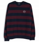 유앤엘씨(U&LC) STRIPE SW_red