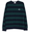 유앤엘씨(U&LC) STRIPE SW_teal