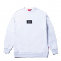 크리틱 WINTER BASIC LOGO CREWNECK (WHITE)_CTOIICR72UWH