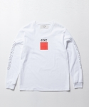 CCCC LONG SLEEVE T SHIRT (WHITE)