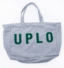 유앤엘씨(U&LC) WOOL TOTE BAG_grey