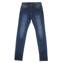 washed jeans deep blue