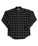 Nap Windowpane check shirts