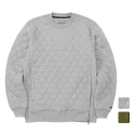 언리미트(UNLIMIT) Unlimit - Quilt Crew Sweat (AE-C034)