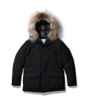 에스피오나지(ESPIONAGE) Colby Heavy Down Parka Black