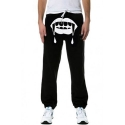 CREEP STREET LIP SERVICE SWEATPANTS (BLACK)