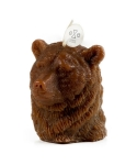 [EYECANDLE] Brown bear brown