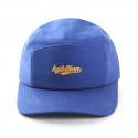 하이비션(HYBITION) Hybition Logo Camp Cap Blue
