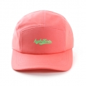 Hybition Logo Camp Cap Pink