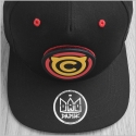 대드릭(DADLIK) DADLIK X COMON EMBLEM CAP SET (BLACK/RED) - EMBLEM 포함
