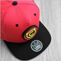 대드릭(DADLIK) DADLIK X COMON EMBLEM CAP SET (RED/BLACK) - EMBLEM 포함