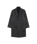 데이라이프(daylife) DAYLIFE NEW OVER SIZE COAT (CHARCOAL)
