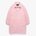 피피피(P.P.P) W.W WOOL OVER COAT (INDI PINK)