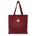 버빌리안(BUBILIAN) Basic eco bag BTBE - BURGUNDY
