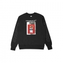 스테레오 바이널즈 콜렉션(STEREO VINYLS COLLECTION) [Peggy] ILOVEYOURMIX Sweatshirts (Black)