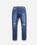 SLIM FIT BAGGY JEANS - MIDDLE AGE