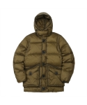 언리미트(UNLIMIT) Unlimit - Goose Down Jacket Khaki (AE-C046)