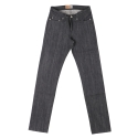 네이키드앤페이머스(NAKED&FAMOUS) WeirdGuy Charcoal Selvedge
