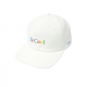 비쿨(BE COOL) BeCool Corduroy Ball Cap White