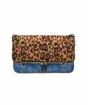 PIXI_Clutch Leopard & Blue