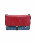 PIXI_Clutch Red & Blue