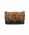 PIXI_Clutch Leopard& Black