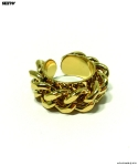 [변색x] chain or ring (gold)