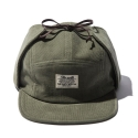 디얼스(THE EARTH) CORDUROY EARFLAP CAMP CAP - OLIVE